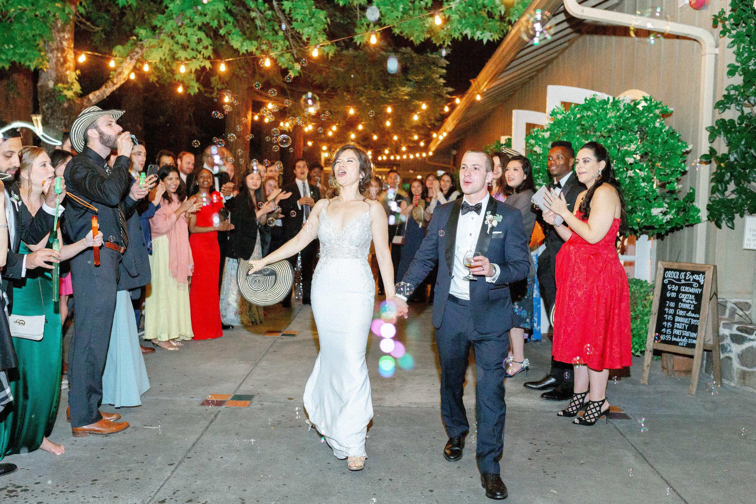wedding-exit-at-destination-california-wedding-venue
