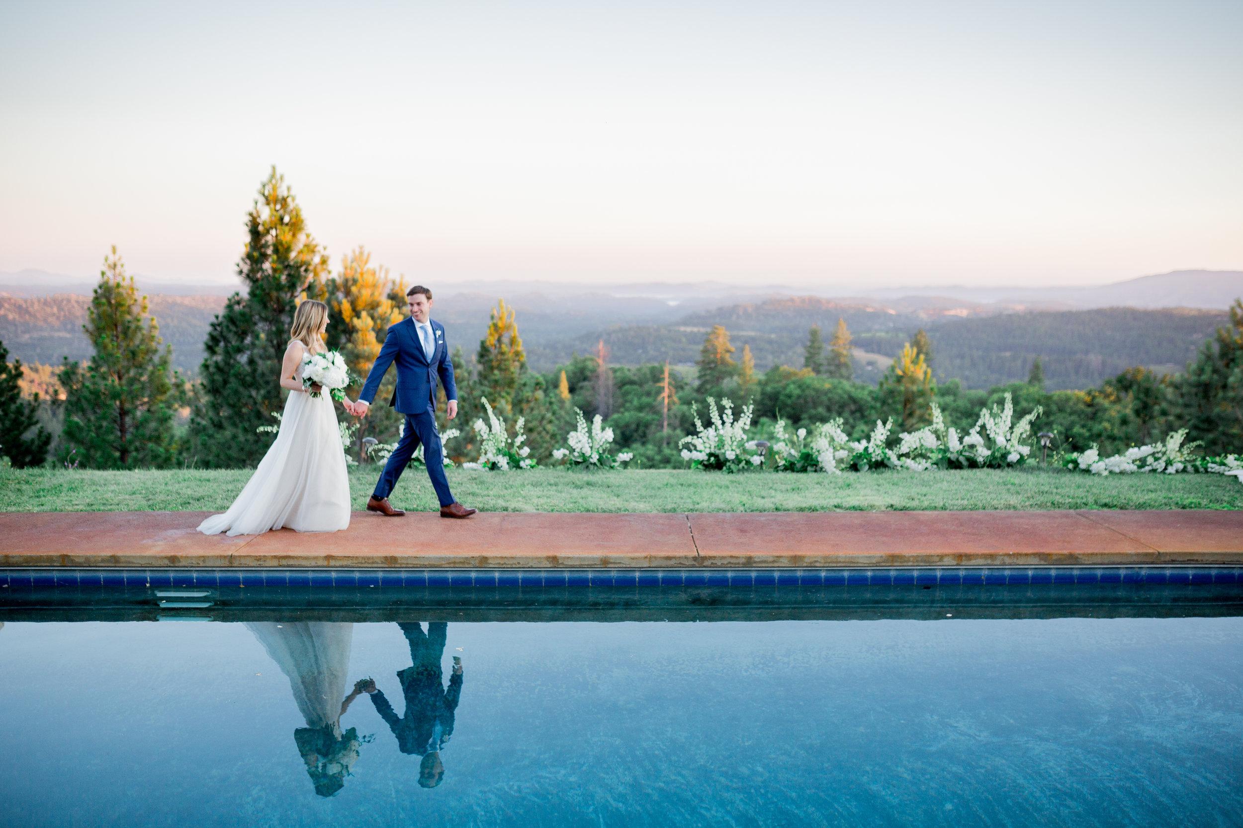 Venticello Murphys California Destination wedding photos