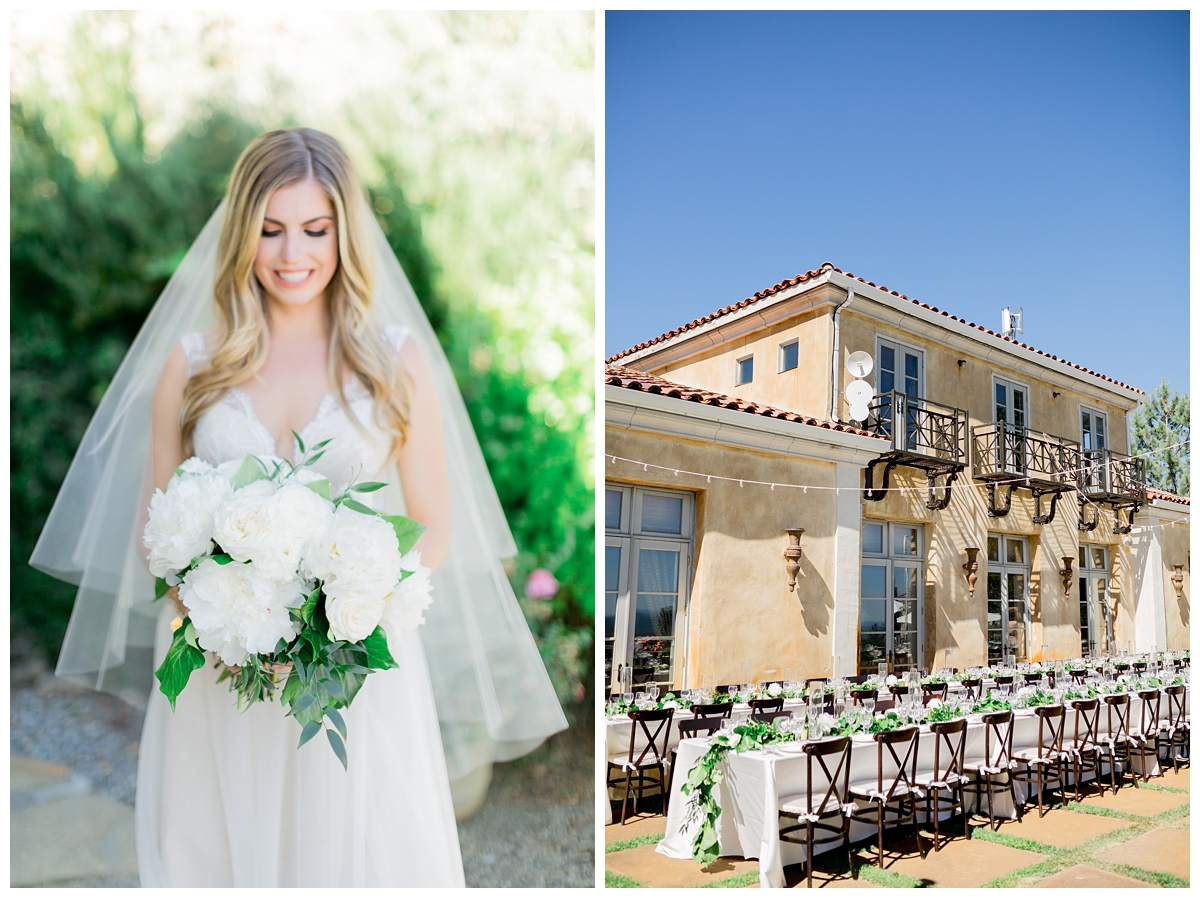 Venticello Destination California wedding venue