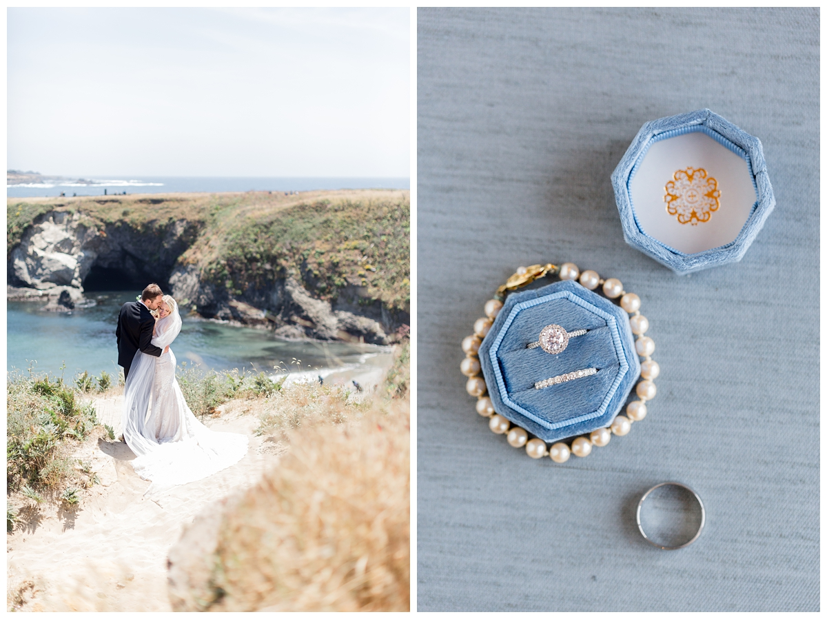 Mendocino Wedding photos