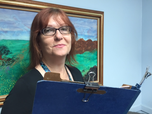 Cheryl Hoffman - HIV Outreach Educator