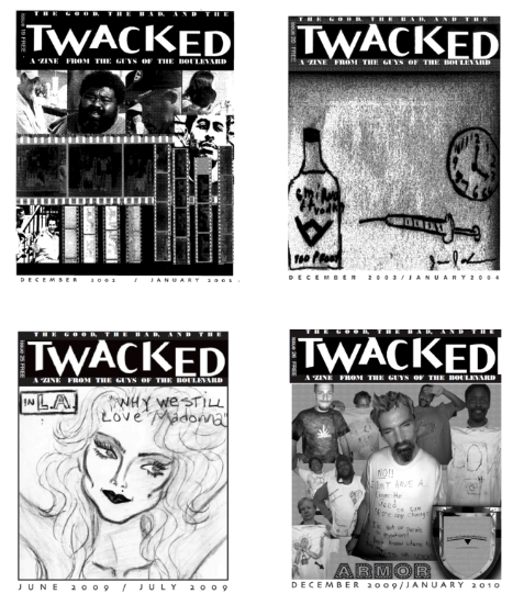 Twacked: A 'Zine from the Guys of the Boulevard (click image above)