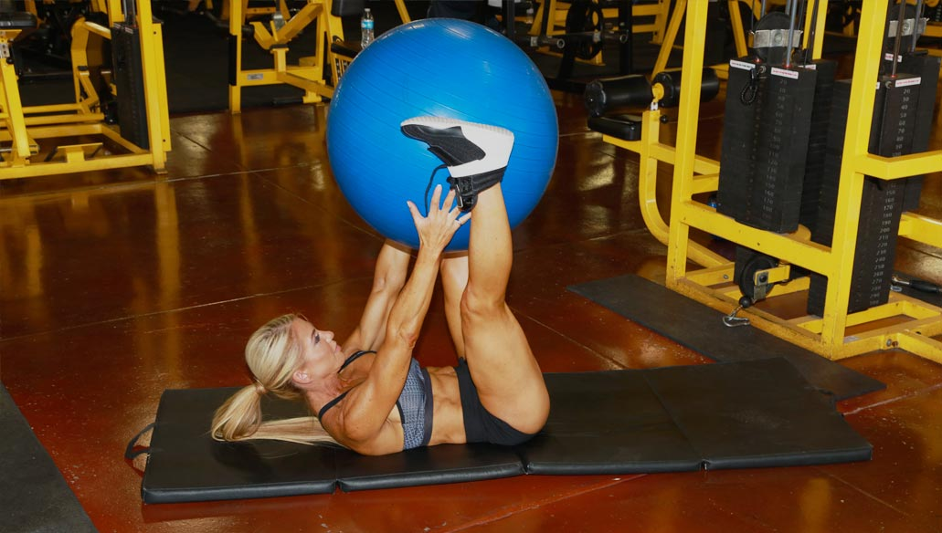 Core - Planks, Crunches & Twists