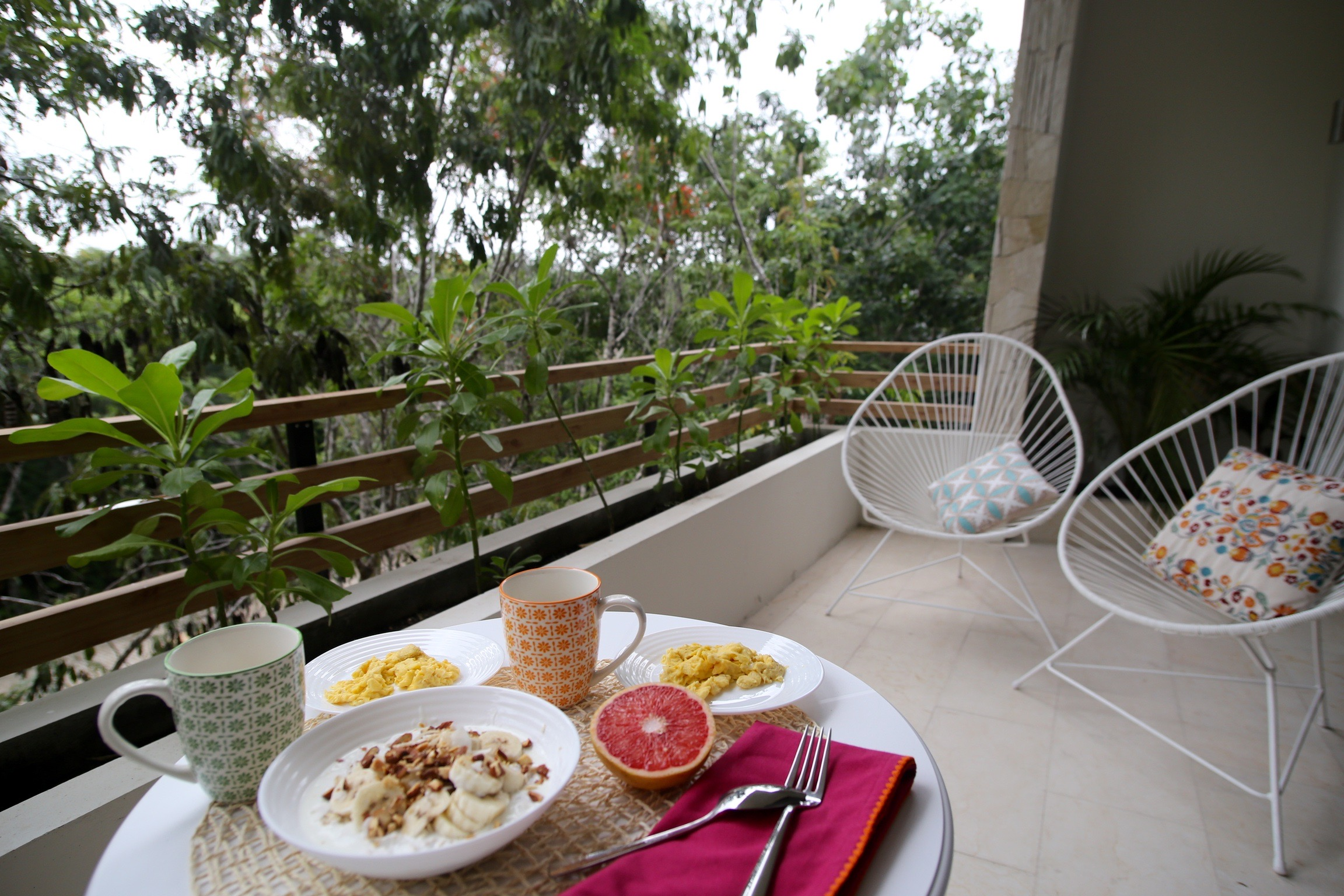 The Highline Tulum Penthouse- Terrace with Breakfast
