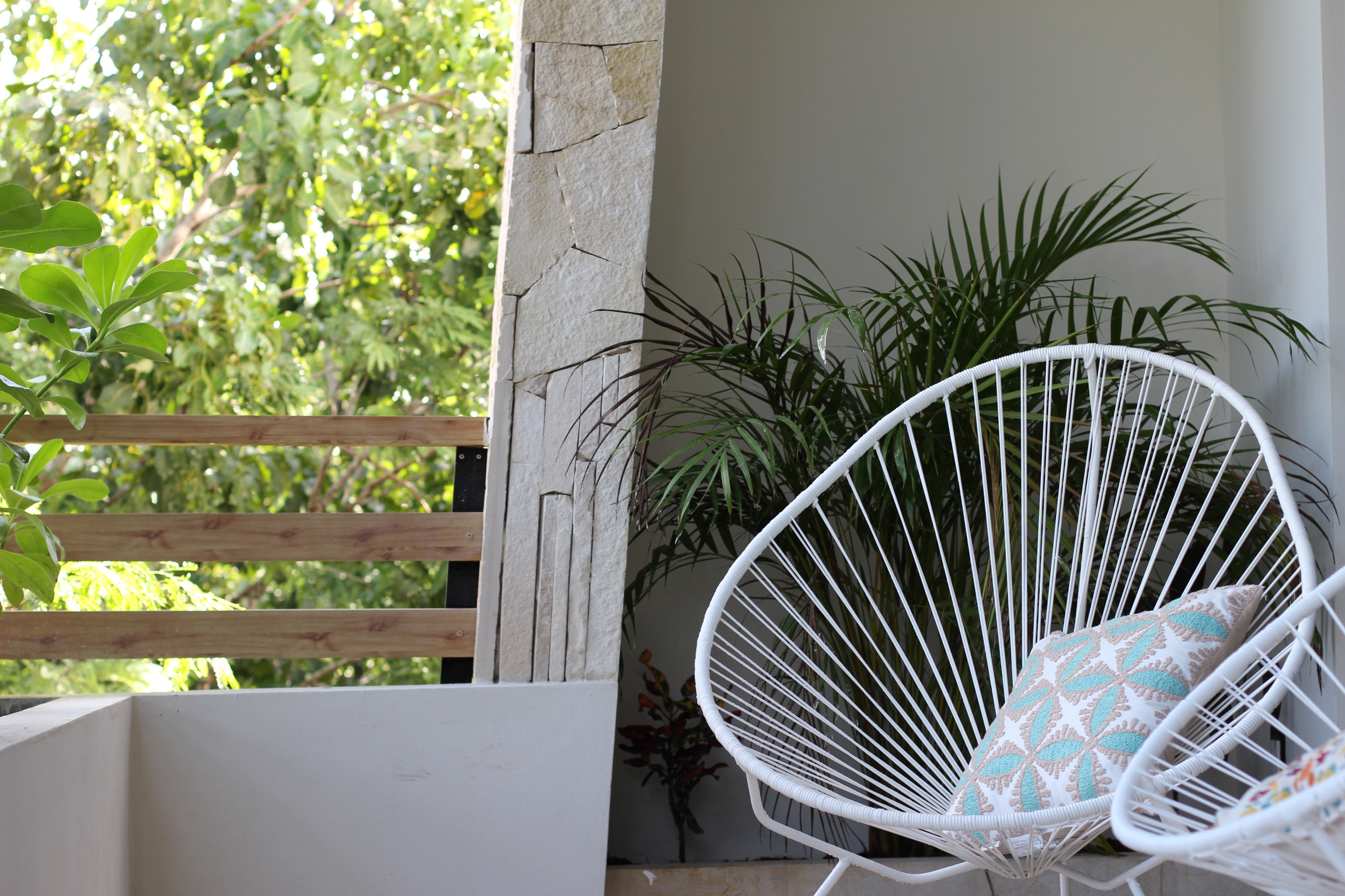 The Highline Tulum Penthouse- Acapulco Chairs