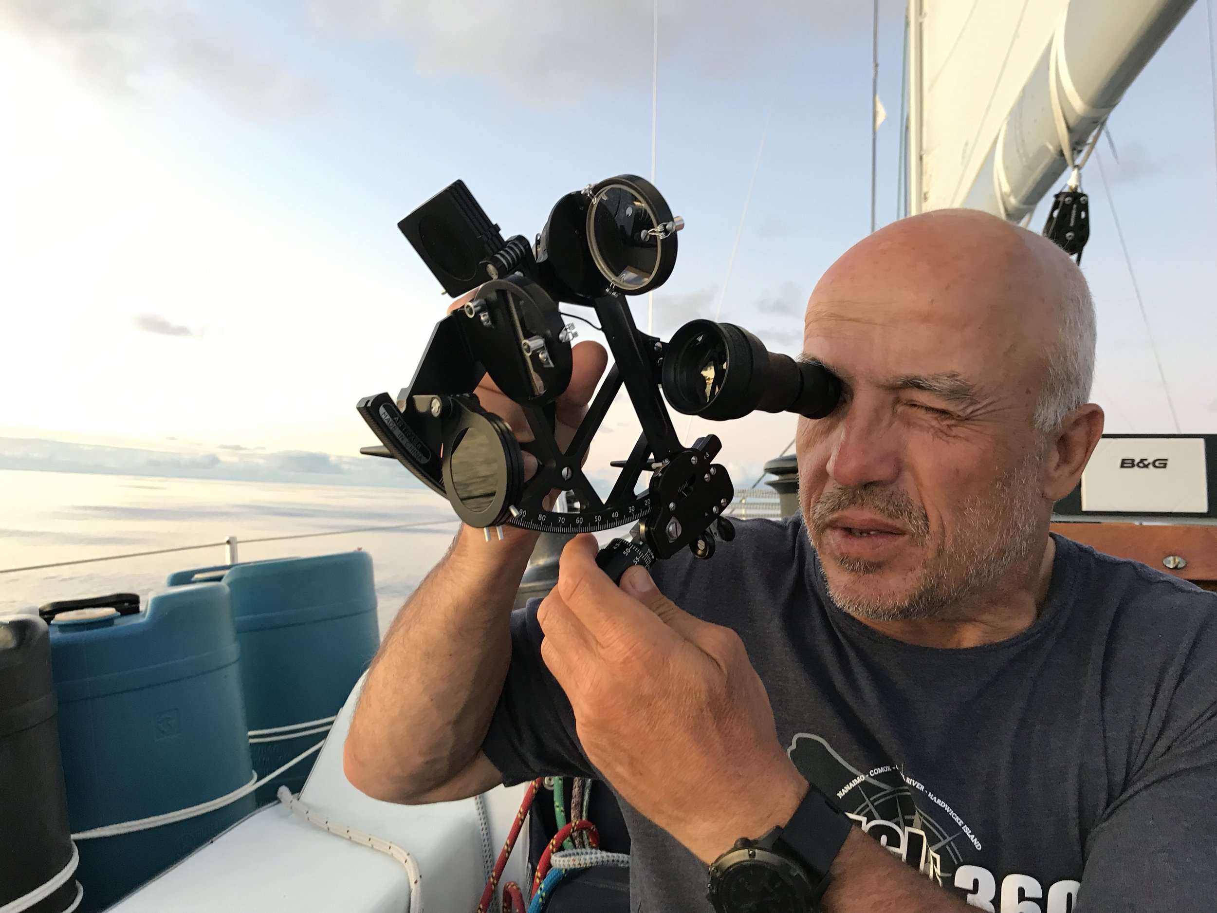 Ever wanted to know how to navigate by the sun and stars? We are offering an approachable introduction to celestial navigation.