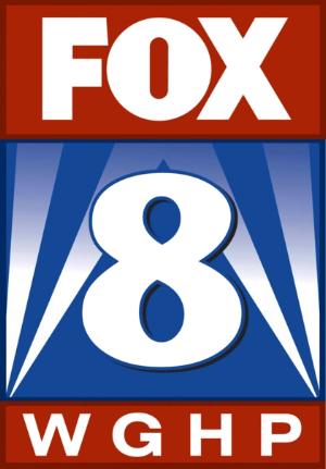 WGHP FOX8 Logo