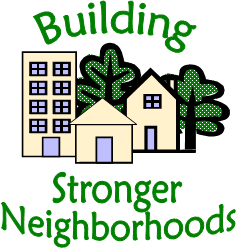 Building Stronger Neighborhoods - The Building Stronger Neighborhoods program, through neighborhood development and grantmaking, supports Greensboro neighborhoods as they mobilize assets to enhance community quality of life. BSN is supported by the Building Stronger Neighborhoods Coalition: Cemala Foundation, Community Foundation of Greater Greensboro, Cone Health Foundation, Greensboro Public Library, and Weaver Foundation.