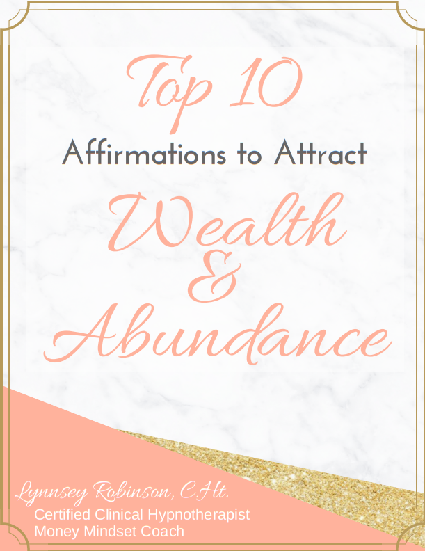 Copy of TOP 10 AFFIRMATIONS FOR WEALTH