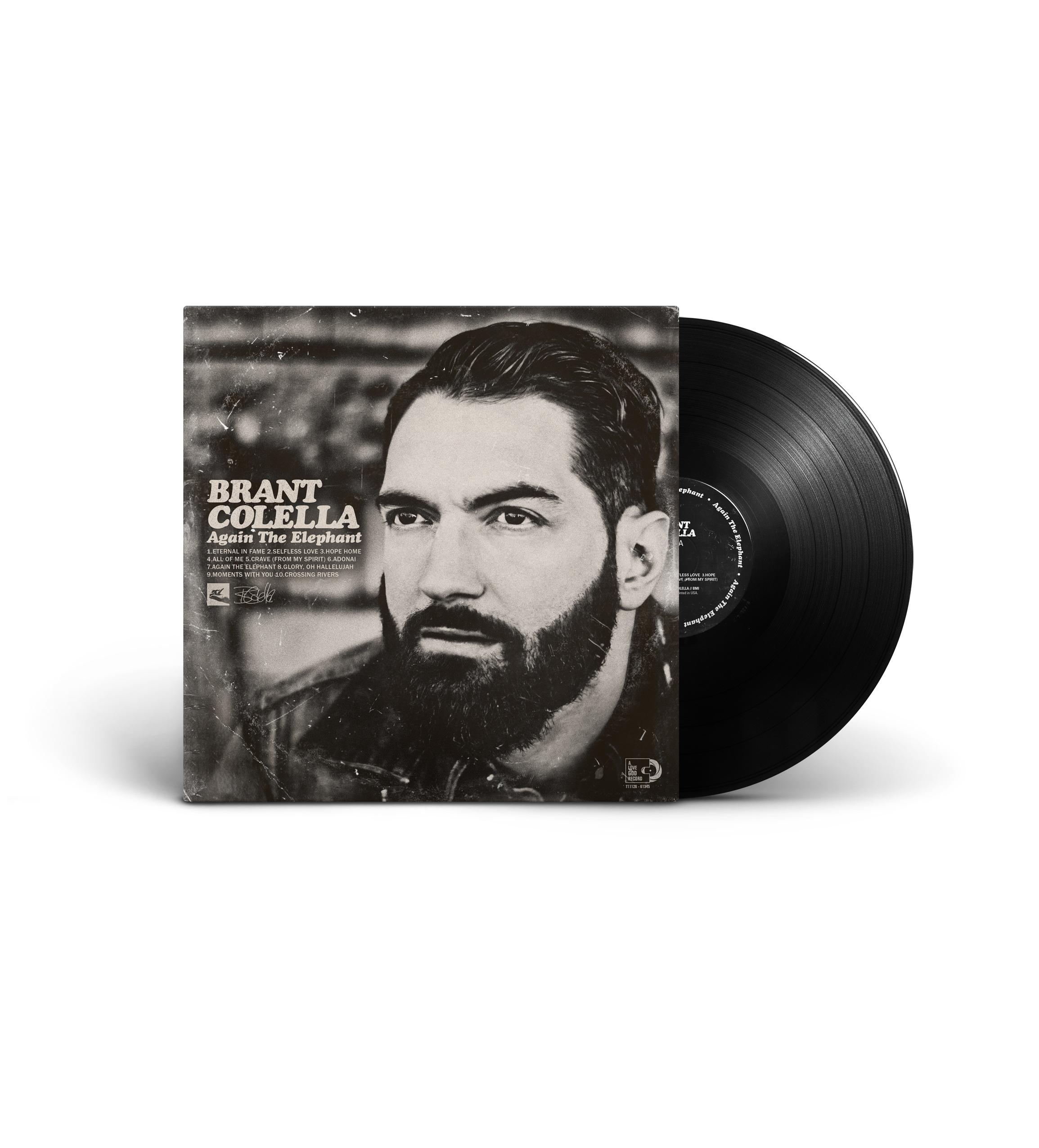 Again The Elephant Brant Colella - vinyl2.JPG