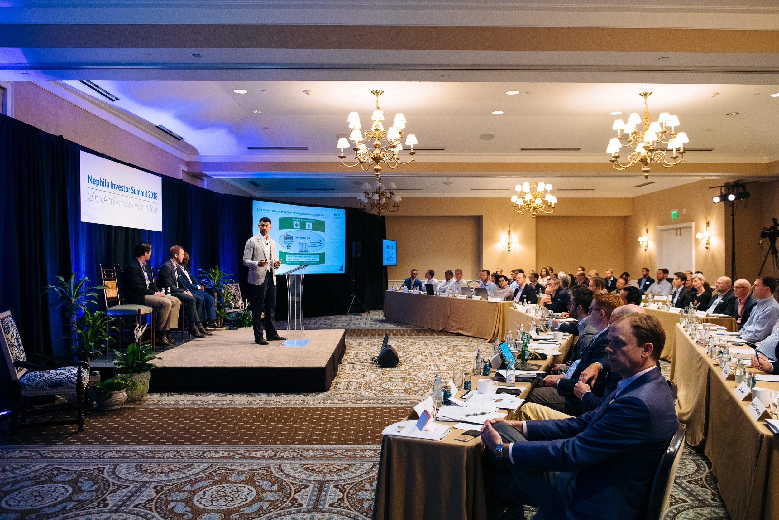 Nephila — Investor Summit 2018
