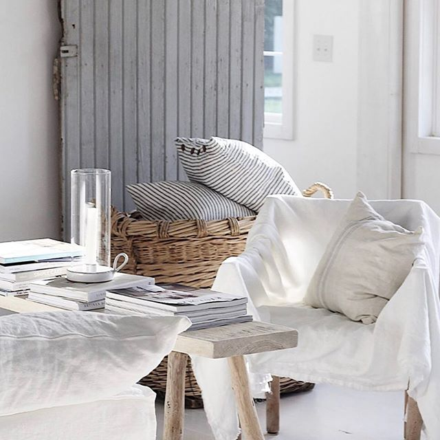 Repost from @countyroadliving with our hurricane making an appearance in Angie's lovely and peaceful space.  We are finally getting some sunshine in Indiana and Angie knows just how to show off that perfect light in her beautiful photos. #peaceful#simple#interiors#hurricane#silohurricane#instockatWGHome#interiorinspo#inspiration#countyroadliving