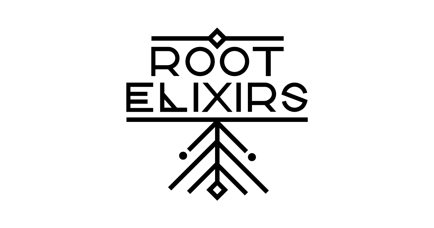 Final logo encompasses the mysterious elixir feel.
