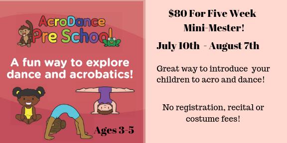 Summer 2019 MiniMester AcroDance Pre School Banner.png