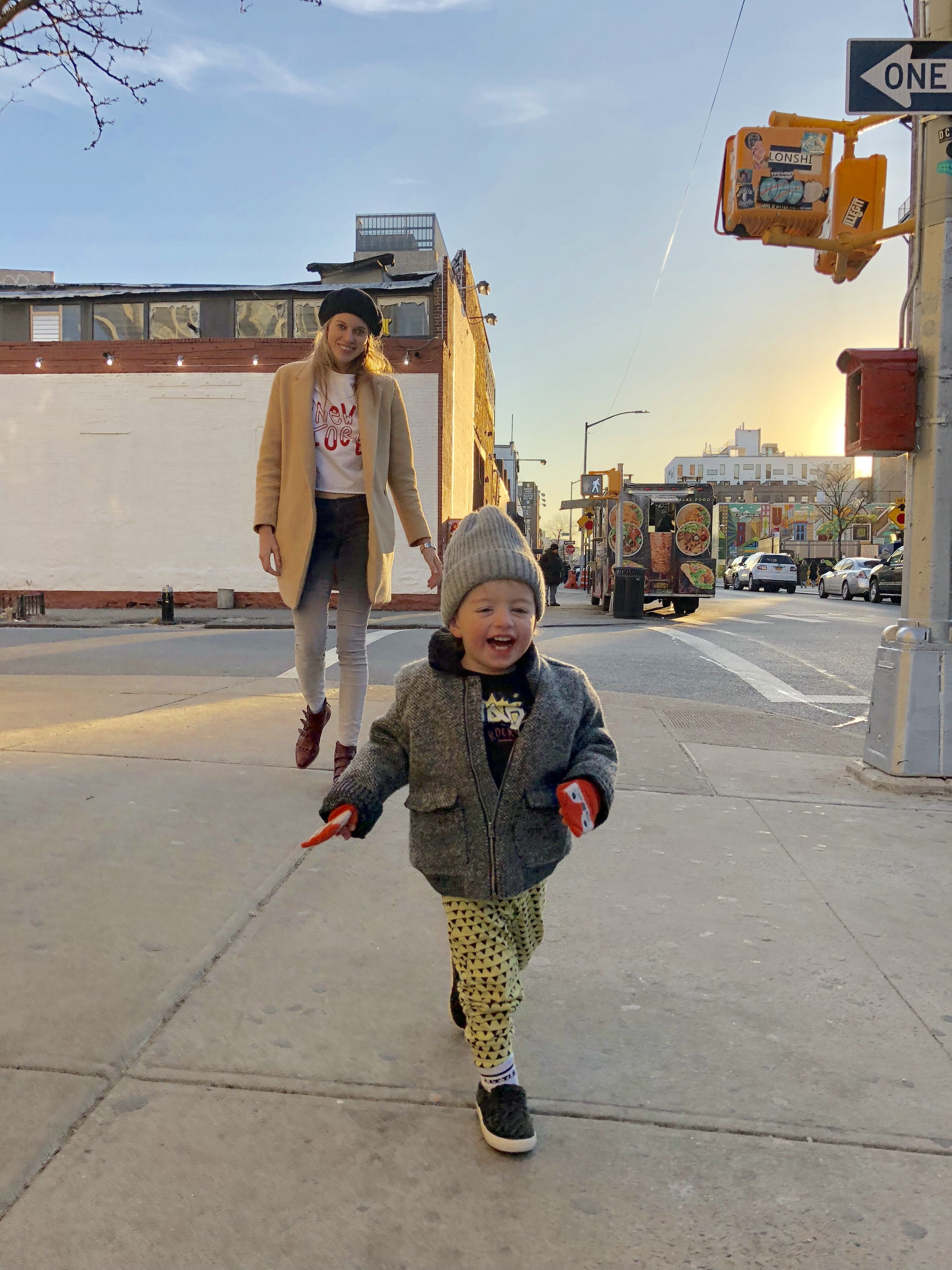 Zara has really stayed the game this year with kids clothes.   Hat, shirt, coat and shoes all from ZARA!    Linking to coat .   Lewis's shoes here   Lewis pants are  turtledove London