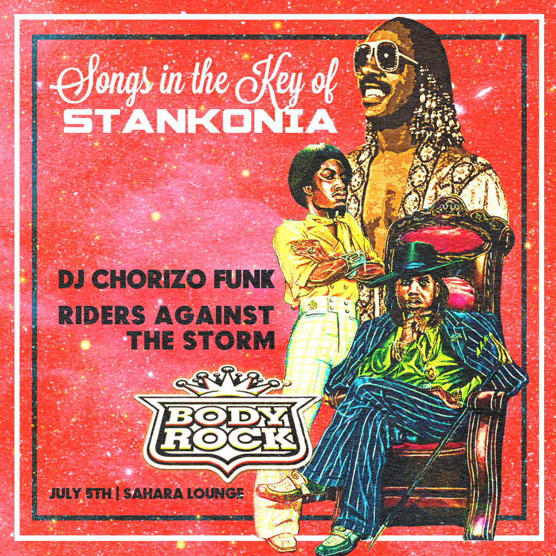 Songs in the Key of Stankonia:a tribute to outkast & stevie wonder -
