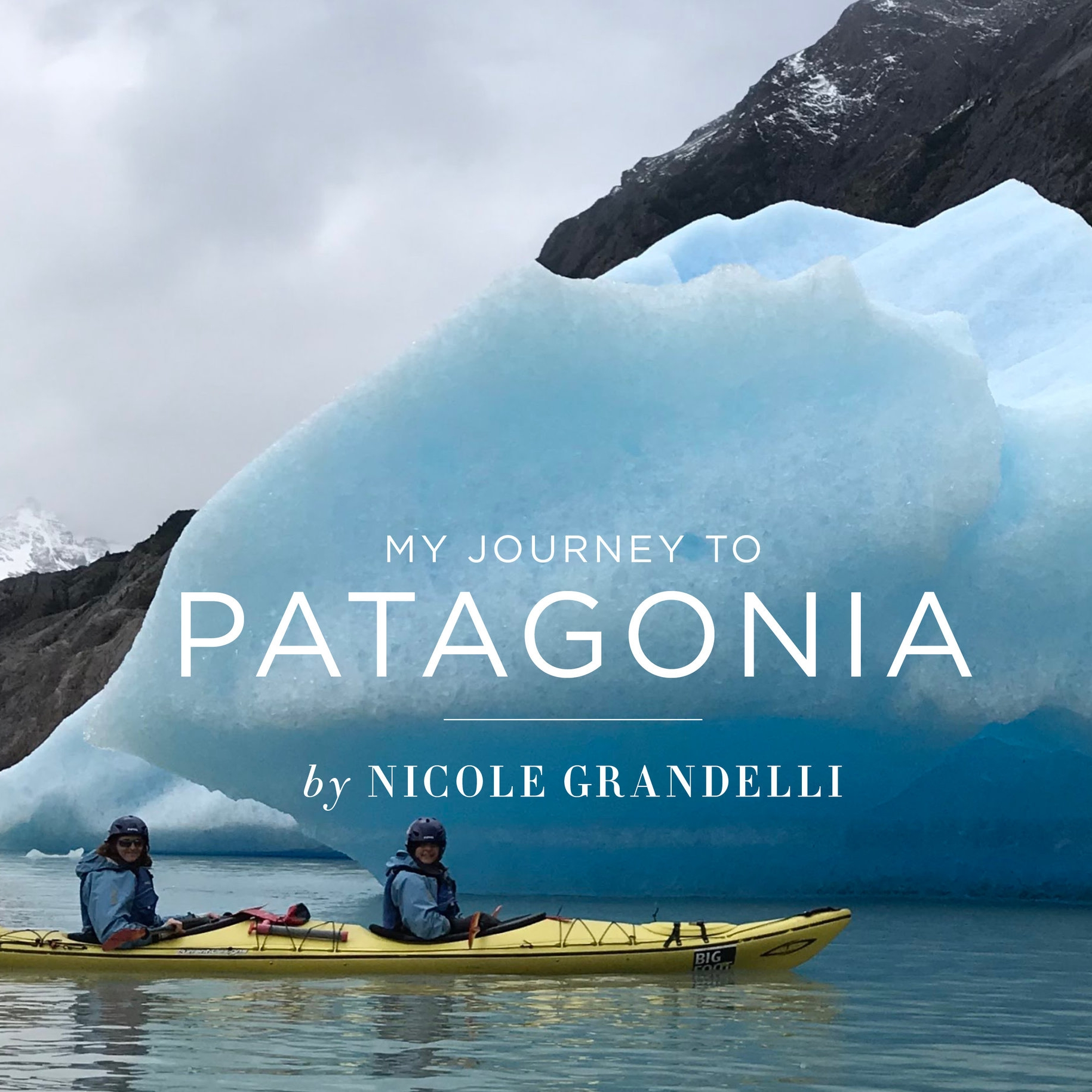 FEBRUARY 2018   Unveiling the new website and Nicole's Patagonia journey recap.