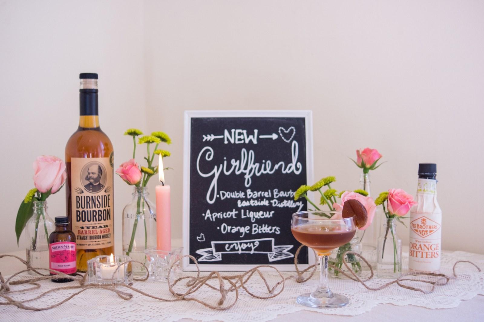 New Girlfriend Cocktail