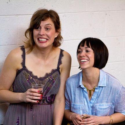 Lindsey & Erin