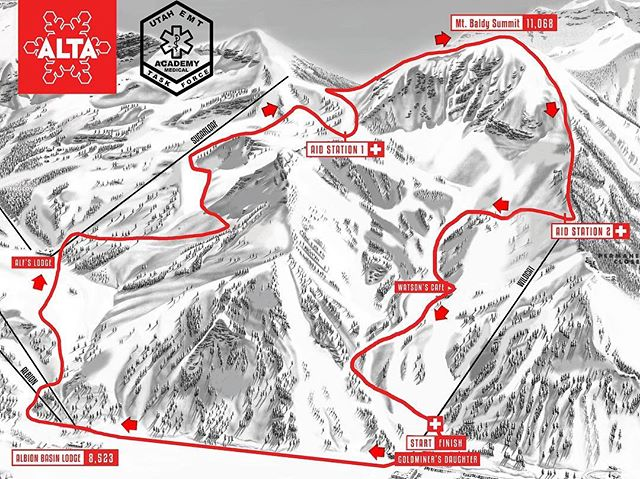 The EMT Academy Medical Task Force has another race coming up and we need more volunteers! The Cirque Series Alta Race will be Saturday July 14. This is a great opportunity to use your medical skills, learn about mountain operations, assume command positions within our team and have a great time. This event pays $50, a free hat, raffle tickets and lots of goodies from the sponsors. Our last event was a great experience and we're looking forward to Alta! | www.uemta.com | @cirqueseries