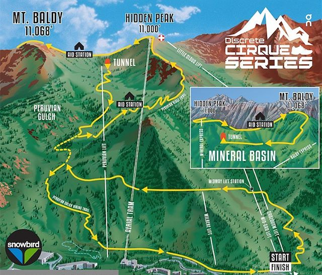 We're excited to partner with the Cirque Series and provide medical assistance for their last race of the season. Come see us at Snowbird Sept 8 and stay for Oktoberfest after the race! Thank you @cirqueseries and @juliancarr it's going to be another epic race! | www.uemta.com