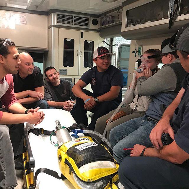 Our fantastic Advanced EMT students! | www.uemta.com