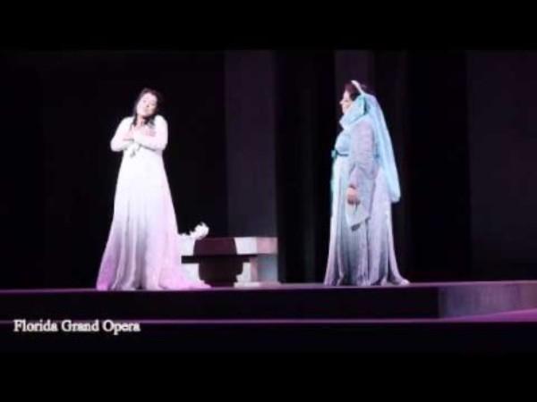 Gertrude , Romeo et Juliette (with Maria Katzarava),Florida Grand Opera, 2012