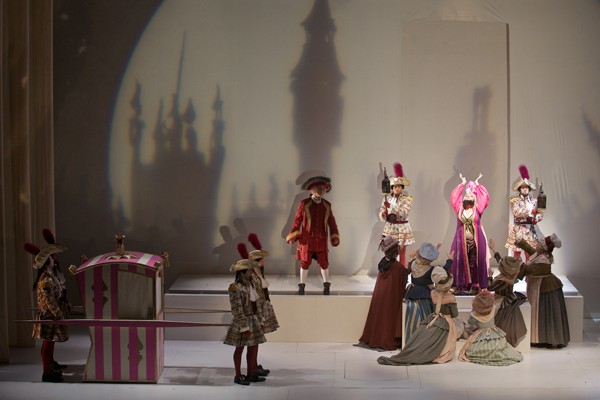 Baba the Turk ,  The Rake's Progress , The Princeton Festival, 2011