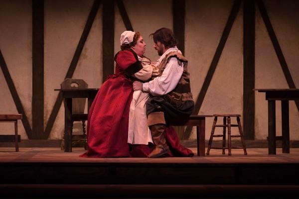 Mrs. Quickly ,  Sir John in Love (with Oren Gradus), Odyssey Opera, 2015