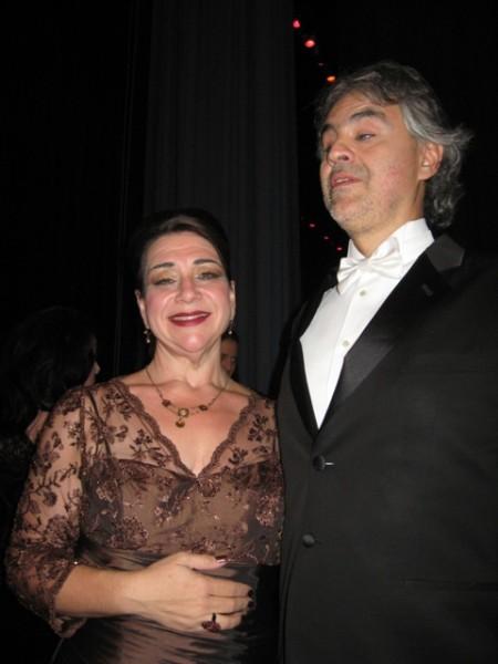 Mamma Lucia,  Cavalleria rusticana  (with Andrea Bocelli), San Antonio Opera, 2008