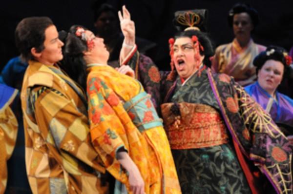 Katisha,  The Mikado (with Katrina Thurman and Matt Morgan), Syracuse Opera, 2010