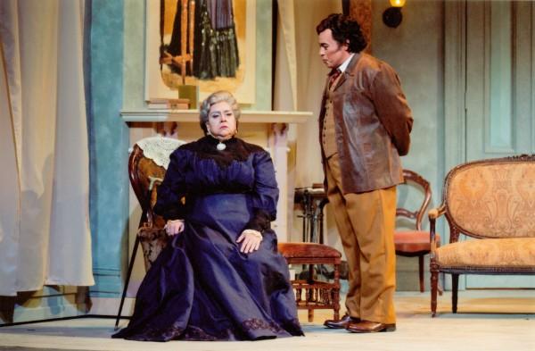 The Old Baroness,  Vanessa (with Scott Piper), Sarasota Opera, 2012