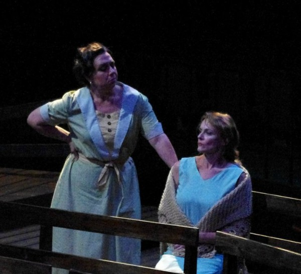 Mrs. McLean,  Susannah  (with Beverly Thiele) , Des Moines Metro Opera, 2010