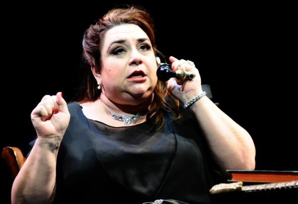 Mrs. Clancy ,  The Italian Lesson , Alamo City Opera, 2014