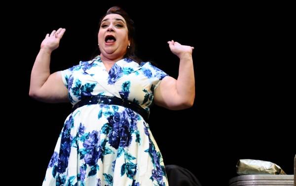 Dinah ,  Trouble in Tahiti , Alamo City Opera, 2014