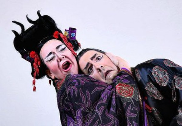 Katisha,  The Mikado (with Matthew Hayward), Syracuse Opera, 2010