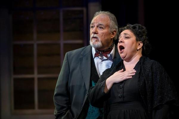 Marie , The Most Happy Fella (with Kim Josephson), Tulsa Opera, 2013