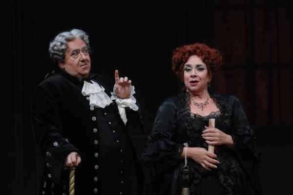 Marcellina ,  Le nozze di Figaro  (with David Ward), Des Moines Metro Opera, 2010