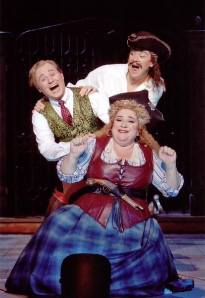 Ruth ,  The Pirates of Penzance  (with Daniel Okulitch and Ryan MacPherson), Portland Opera, 2014
