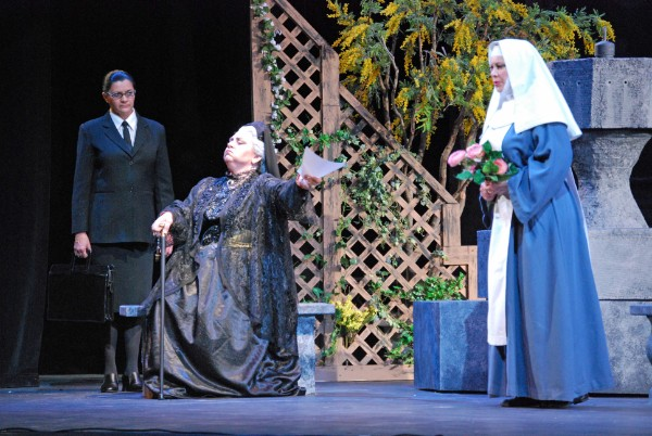 La Zia Principessa ,  Suor Angelica, El Paso Opera , 2013