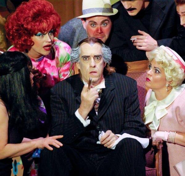 Gianni Schicchi  , Opera Idaho, 2014