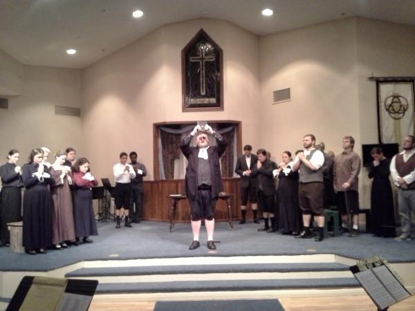 The Crucible  , Spotlight on Opera, 2014