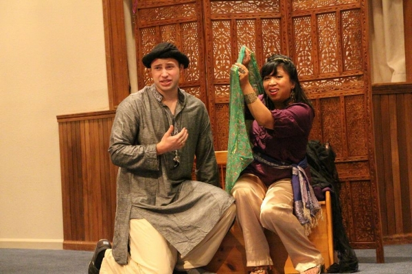 Abu Hassan  , Spotlight on Opera, 2013
