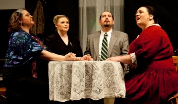 The Medium  , Spotlight on Opera, 2010