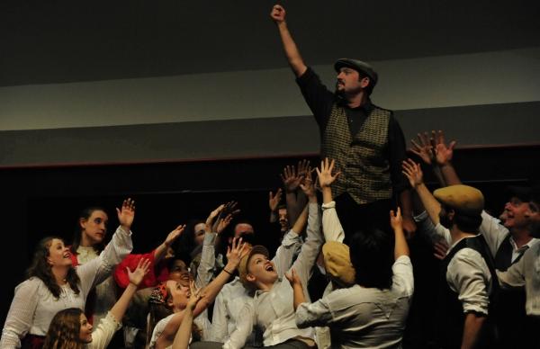 Cavalleria rusticana  , Spotlight on Opera, 2010