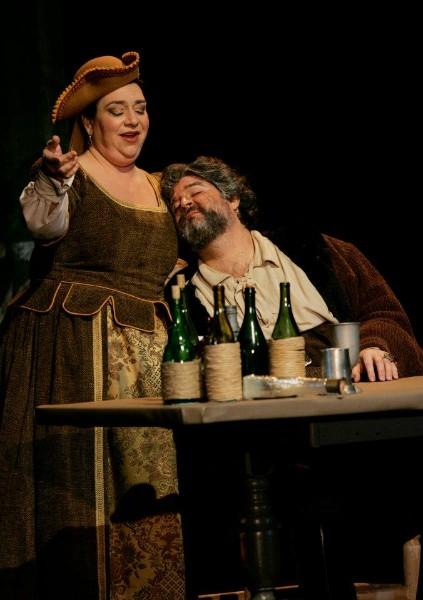Mistress Quickly ,  Falstaff (with Peter Castaldi),Opera Idaho, 2012