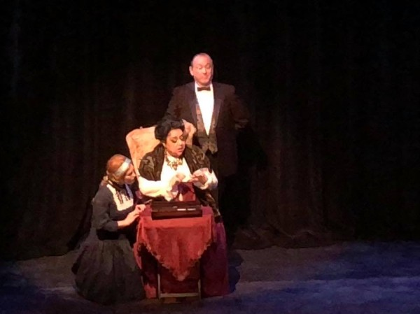 Madame Armfeldt , A Little Night Music  (with Lee Scarborough Chappell and Byrd Bonner), Alamo City Opera, 2018