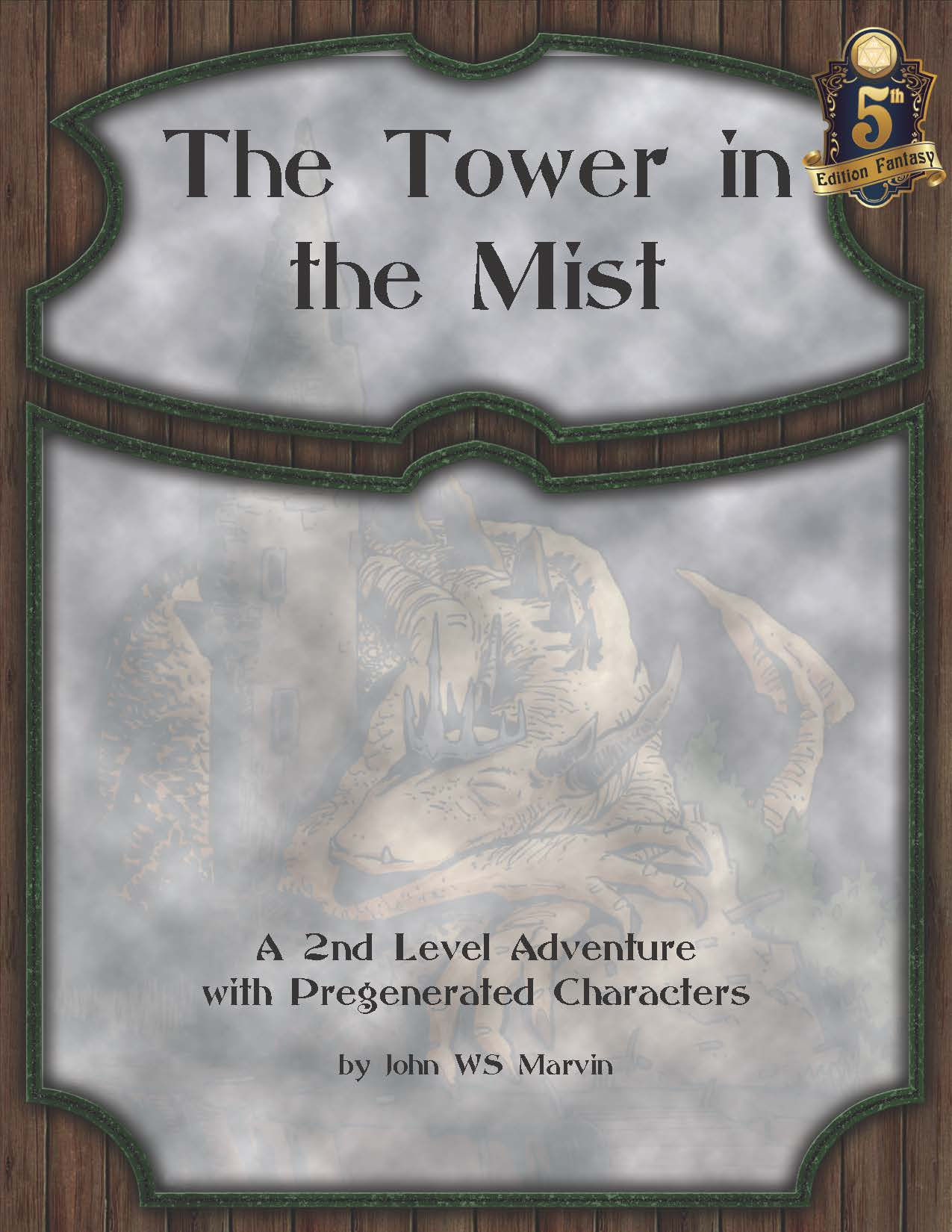 The Tower in the Mist (5th Edition DnD)