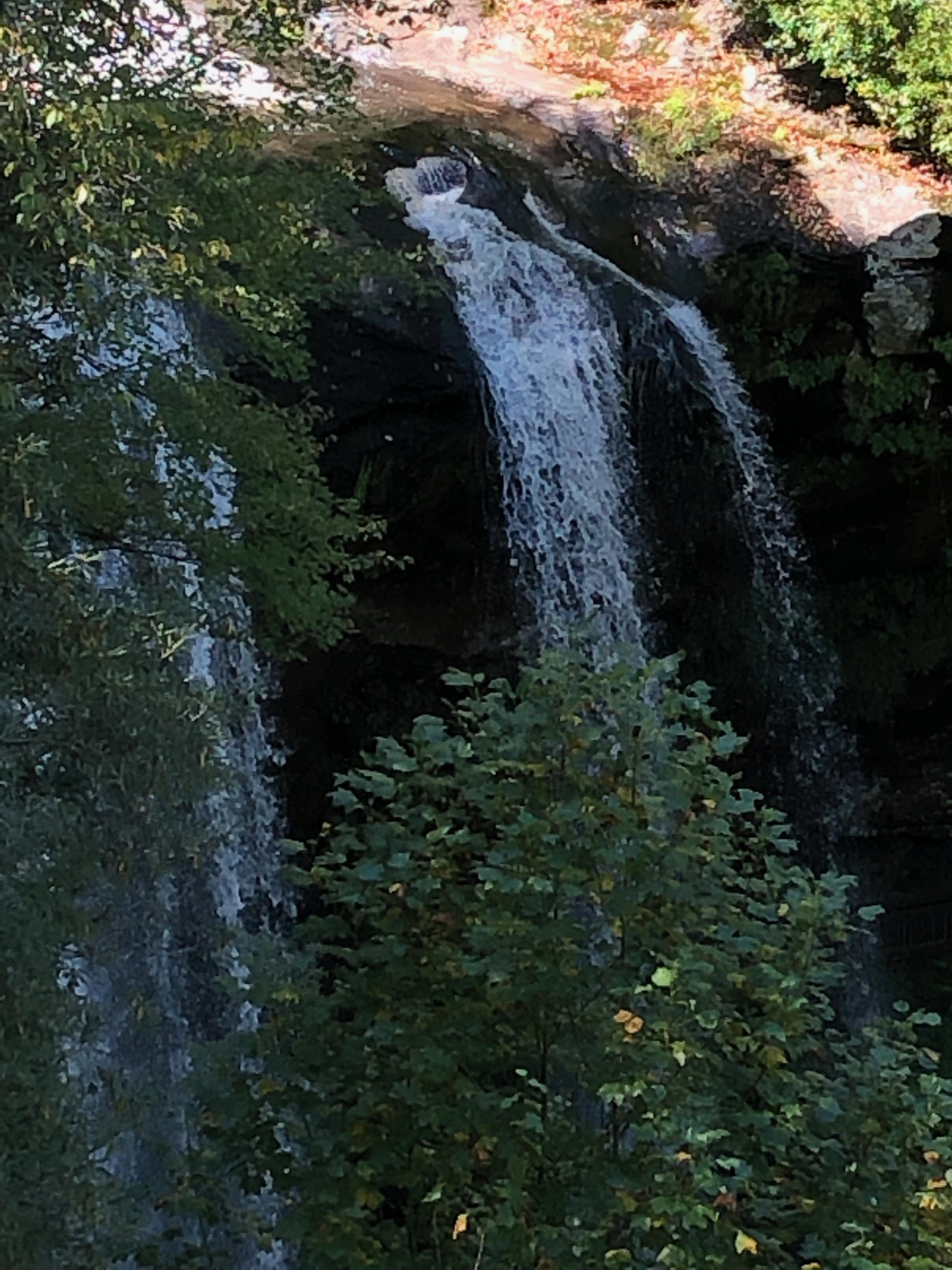Dry Falls, NC.