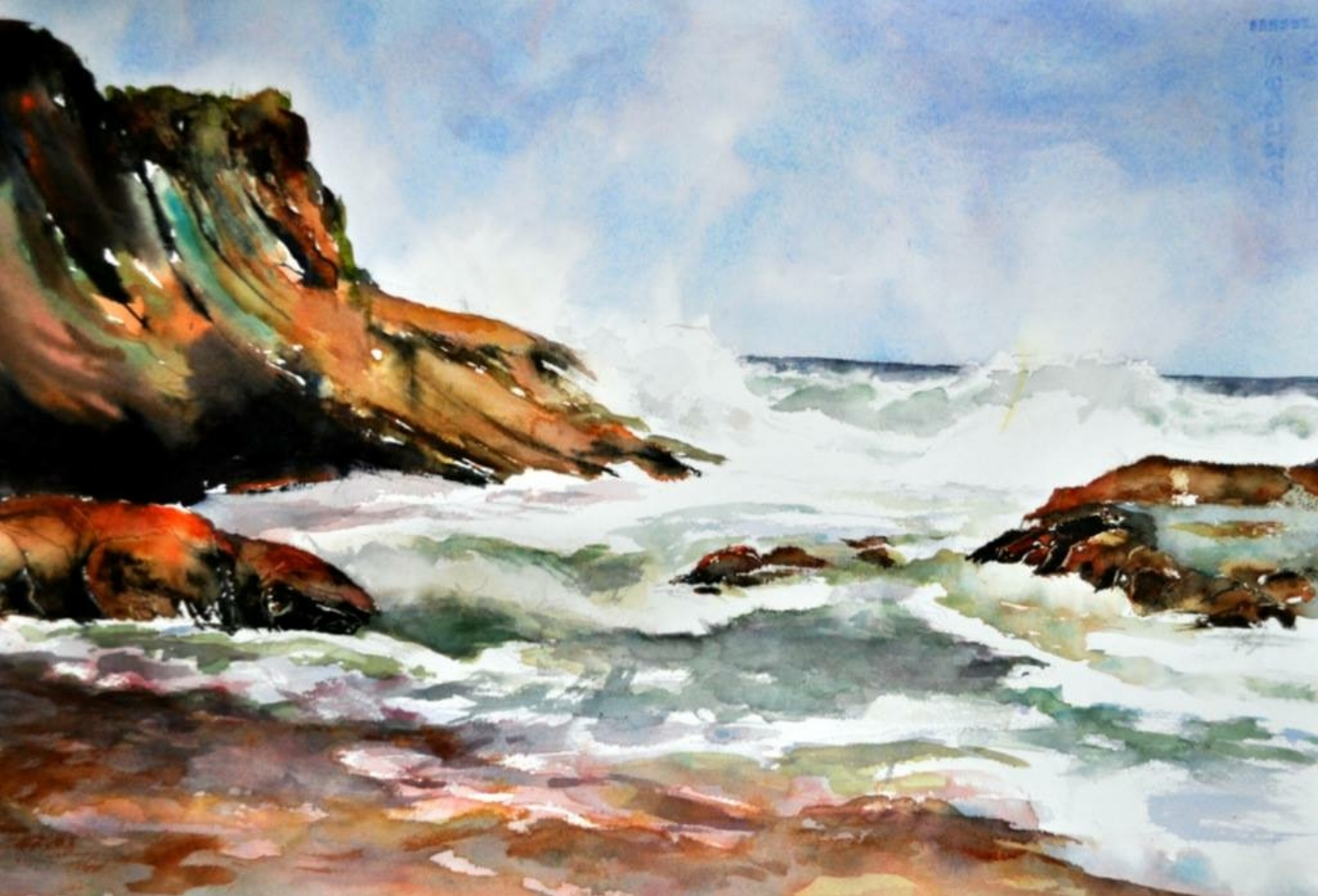 Leo Carrillo Beach, Sold